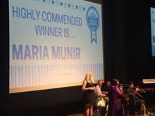 Contribution to Diversity Award