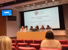 Youth Panel at Royal Society of Medicine