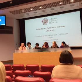 Youth Panel at Royal Society of Medicine